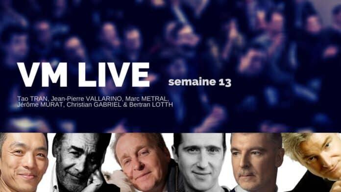 VM Live semaine 13