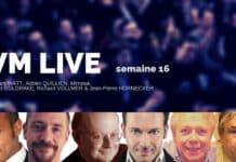 Vm Live Semaine 16