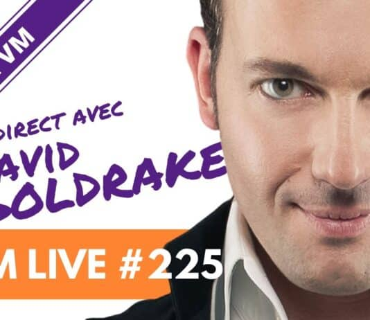 VM Live #225   Spécial David GOLDRAKE