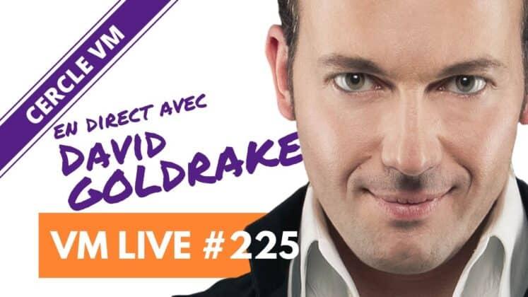 VM Live #225 | Spécial David GOLDRAKE