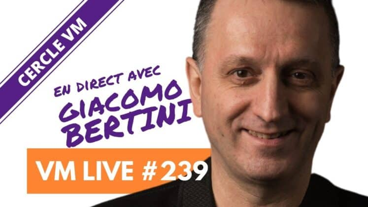 Giacomo BERTINI VM Live 239