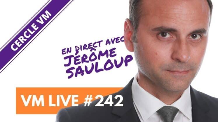 Vm Live 242 Spécial Jérôme Sauloup