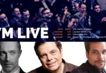 VM Live Laurent BERETTA, Gérard MAJAX & Thomas REMBAULT