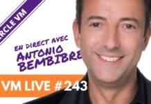VM Live 243 Antonio