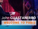 Welcome to Paris de John GUASTAFERRO