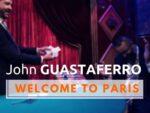 Welcome to Paris de John GUASTAFERRO