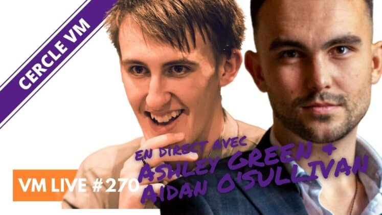 VM Live Ashley GREEN & Aidan O'SULLIVAN