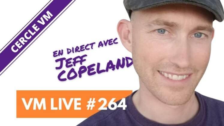 VM Live Jeff COPELAND