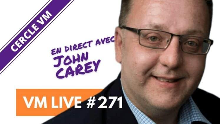 Vm Live John Carey