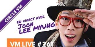 VM Live Joon LEE MYUNG