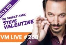 VM Live VM Steve VALENTINE