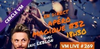 VM Live apéro magique #32 Leblon