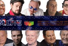 VM Live Calendrier de l'Avent 2020 avec Michael VINCENT, Javi BENITEZ, Kevin JAMES, Rafael, Gaëtan BLOOM, Adrian SOLER, Joshua JAY, Eberhard RIESE, Christian ENGBLOM & Bernard BILIS