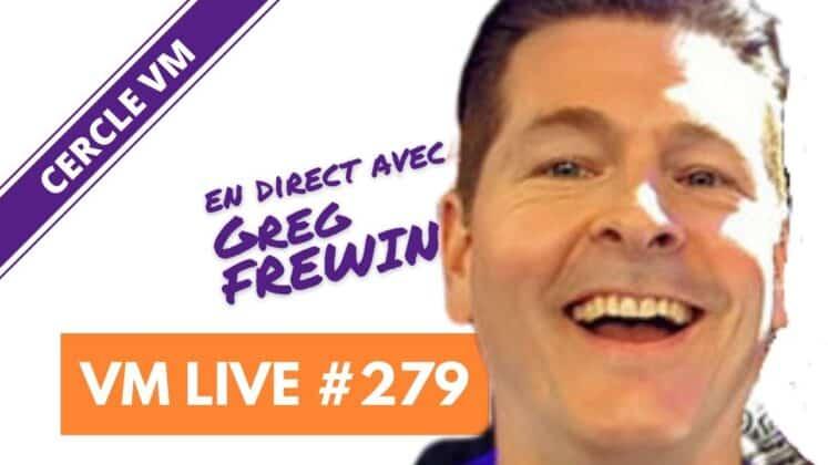 VM Live Greg FREWIN