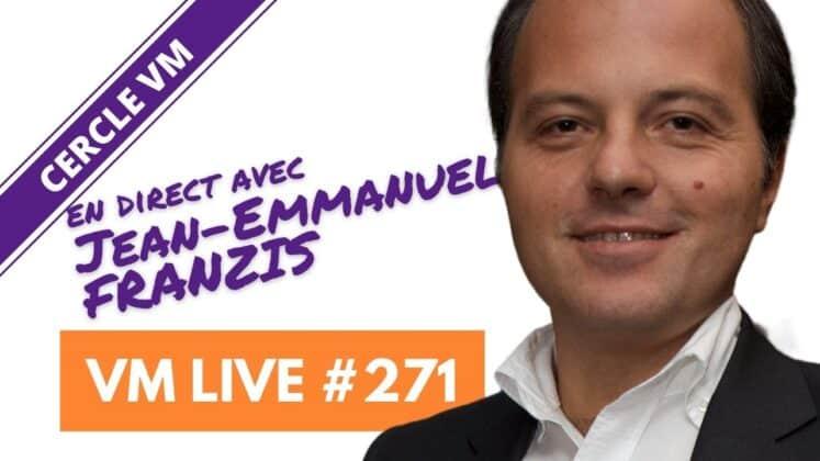 VM Live Jean-Emmanuel FRANZIS