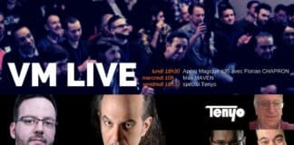 VM Live Apéro Magique #35 avec Florian CHAPRON Max MAVEN spécial Tenyo