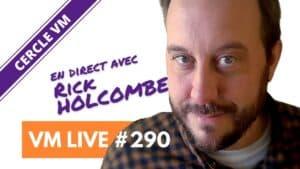 VM Live Rick HOLCOMBE