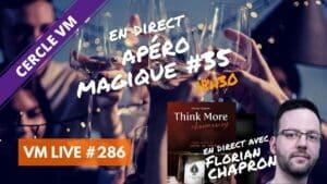 VM Live apéro magique #35