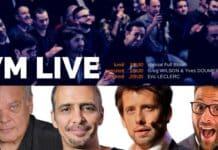 VM Live spécial Full Bloom Greg WILSONYves DOUMERGUE Eric LECLERC