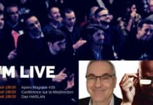 Apéro Magique #39 Conférence sur la Misdirection Dan HARLAN
