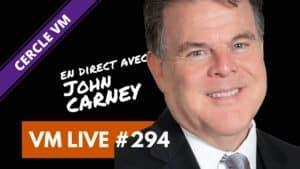 VM Live John CARNEY