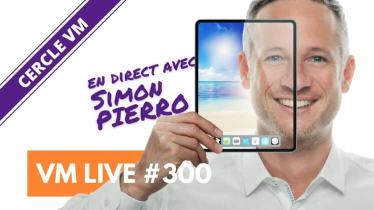 VM Live Simon PIERRO