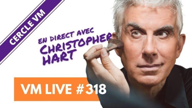 VM Live Christopher HART