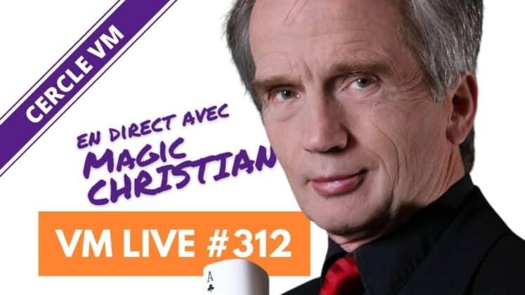 VM Live Magic CHRISTIAN