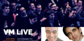 VM Live | 50e Apéro, Tenyo #2 & Armando LUCERO