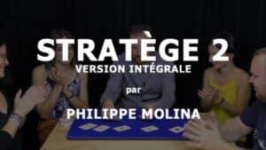Stratège 2 de Philippe MOLINA