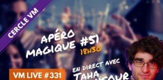 VM Live apéro magique #51