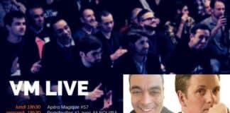 Apéro Magique #57 Portefeuilles #1 avec Ali NOUIRA Guy HOLLINGWORTH