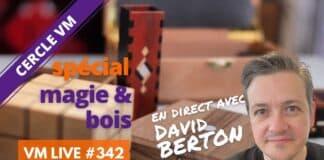 VM Live David BERTON