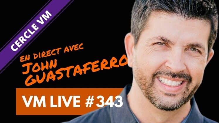 VM Live John GUASTAFERRO