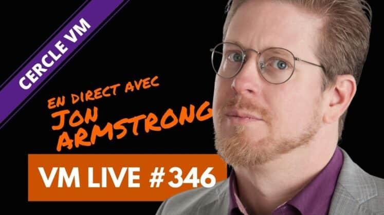 VM Live Jon ARMSTRONG
