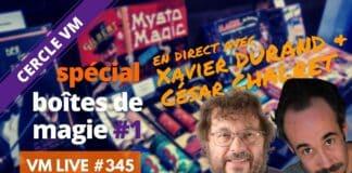 VM Live boîtes de magie #1