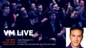 Apéro Magique #71 Jon ALLEN en direct du 54e congrès FFAP à Troyes