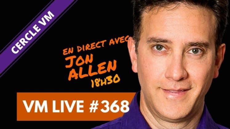 VM Live Jon ALLEN