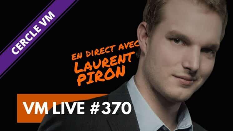VM Live Laurent PIRON