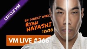 VM Live Ryan HAYASHI