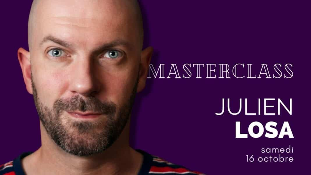 Masterclass Julien LOSA