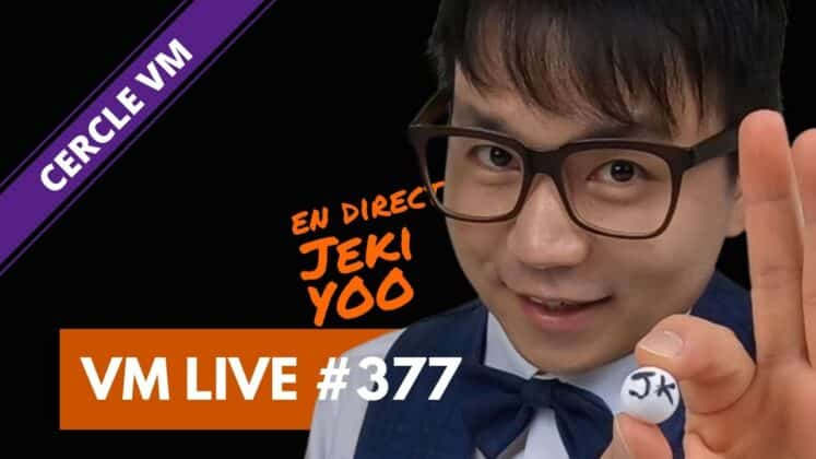 VM Live Jeki YOO