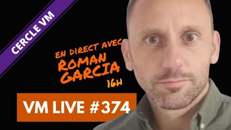 VM Live Roman GARCIA